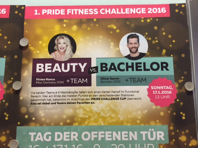 Event im Pride Fitness solingen